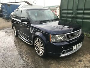 2006 Land Rover Range Rover 2.7TDV6 SPT Spares Repairs Part Ex to clear