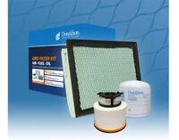 Donaldson X900089 Filter Kit for Toyota Hilux Fortuner 2.8L 1GD-FTV GUN16-26