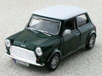 MINI Cooper - green - Bburago 1:32
