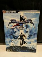 Brady Games Strategy Guide  Soulcalibur III - Official Strategy Guide VG+