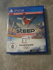Steep Winter Games Edition PS4 / Playstation 4 !! Guter Zustand !!