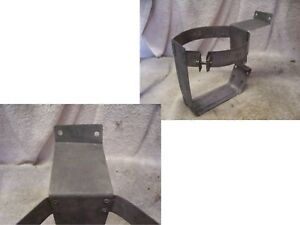 57 1957 CHEVY BELAIR 150 210 NOMAD WINDSHIELD WASHER BOTTLE MOUNTING BRACKET