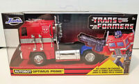 TRANSFORMERS DIECAST OPTIMUS PRIME! BRAND NEW! 1:32 SCALE!