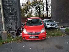 Toyota Yaris Verso 1.3 1999-2005 Breaking For Spares Parts2NZ-FE