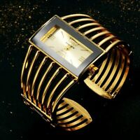 Quartz Wrist Watch Women's Bracelet Fashion Luxury Dress Wristwatch Dial Vintage