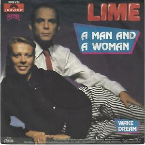 LIME - A man and a woman