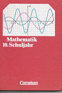 Cornelsen - Mathematik 10. Schuljahr