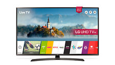 "LG 49UJ635 LED HDR 4K Ultra HD Smart TV 49"" Television Freeview Play Black"