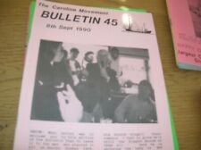 More details for caroline movement bulletin magazines from the 1980