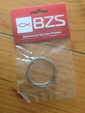 BZS STAINLESS STEEL POLE AND RIG TUBE THREADER DIAMOND EYE A GREAT BIT OF KIT
