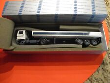 Conrad 3520 FLAT BED TRACTOR TRAILER  1/50, W. Germany