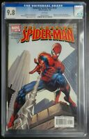 Amazing Spider-Man #520 Marvel Comics CGC 9.8 White Pages