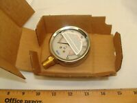 """WIKA 9692040 / 9692040 (NEW IN opened BOX) 300 PSI 1/4""""NPT LM"""