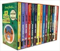 Enid Blyton Classic Mystery Series Stories 15 Books Box Set Collec | Enid Blyton