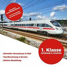DB Deutsche Bahn 1. Klasse Upgrade, Blitzversand #1