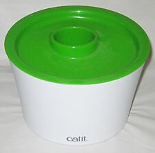 Catit Pet Feeder Storage Activity Bowl Station