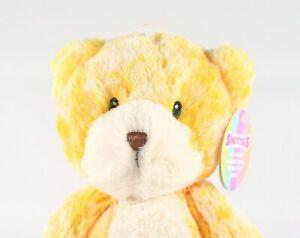 "AURORA World Smitties Bear 11"" Plush Baby Soft Toy Comforter Cuddly Teddy Birth+"