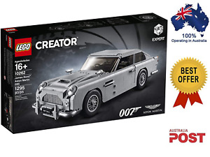 [ BRAND NEW ] - LEGO Creator Expert James Bond Aston Martin DB5 007 # 10262