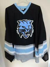 """Lynx"" Ulrich-Dogonnux # 27 Req / Minor League Hockey Jersey Men XL Black"