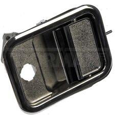91-96 FLD120  EXTERIOR DOOR HANDLE CHROME FRONT LH DRIVER SIDE 760-5205