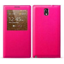 Markenlose Handy-Taschen & -Schutzhüllen aus Leder für das Samsung Galaxy Note 3