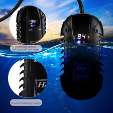 200W Submersible Aquarium Heater Fish Tank Aquatic Turtle Heater Intelligent Led