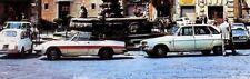 PRIMI ANNI '70 ALFA ROMEO SPIDER DUETTO CARROZZERIA ELABORATA FOTO CARTOLINA NVG