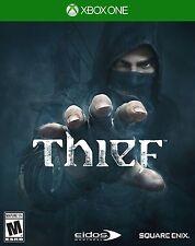 NEW Thief (Microsoft Xbox One, 2014) Square Enix NTSC