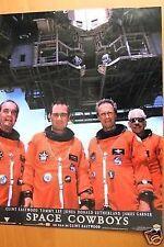 CLINT EASTWOOD  LOBBY CARD SPACE COWBOYS