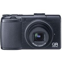 [EXC+++++] Ricoh GR DIGITAL III 10.0MP Digital Camera - Black (2009)  (N079)