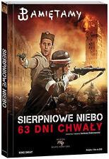Sierpniowe niebo. 63 dni chwaly (DVD) 2013  POLISH POLSKI