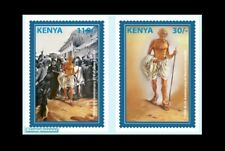 Kenya 2020 Mahatma Gandhi Indian theme Stamps 2v MNH