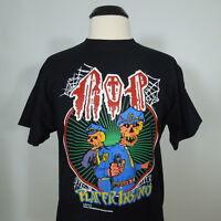 R.I.P. Placer Insano Official T-Shirt Black Men's size M (NEW)