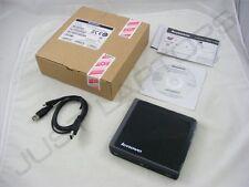 New Retail Lenovo ThinkPad T420 T510 T500 T400s T61 USB CD/DVD-RW External Drive