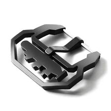 26mm PIG Submarine PVD Aftermarket Screw Buckle for PAM Panerai Strap Band Watch