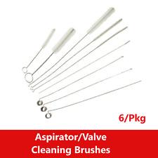 """Dental Aspirator Cleaning Brushes 1/8"""" Diameter, 1/4"""" Diameter, 1/2"""" Diameter"""