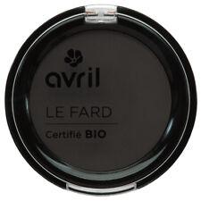 Fard a sourcils Ultra brun Certifie Bio Vegan Naturel Cosmetique AVRIL