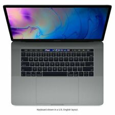 """Apple MacBook Pro A1707 2017 15"""" Retina Touch Bar 16GB 512GB SSD Touch ID #6"""