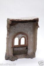 Edizioni Del Prado - IL Presepio Serie 11 cm. muro con finestra BEL017