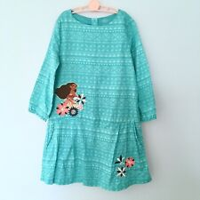 NWT Moana Long Sleeves Christmas Or Birthday Party Dress In Pink Sizes 8 9