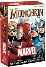 Munchkin Marvel Universe  - BRAND NEW
