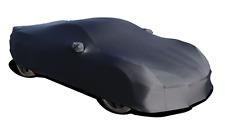 2020 -2021 Corvette C8 Black Onyx INDOOR Car Cover