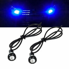 2pc Universal Fit Ford SVT Raptor Style LED Blue Grille Lighting Kit, Truck SUV