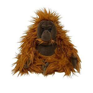 "Disney Parks Store Jungle Book King Louie Orangutan 16"" Plush Stuffed Monkey"