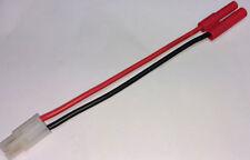 HXT4mm Stecker auf Tamiya-Buchse Ladekabel Adapter RC Lipo Akku Kabel