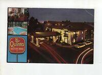 Vintage Post Card - La Quinta Motor Inns