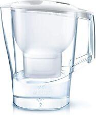 Brita Aluna - Caraffa Filtrante per Acqua, 2.4 Litri, 1 Filtro Maxtra+ Incluso