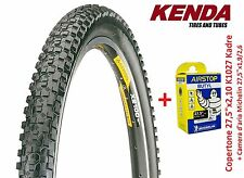 Copertone Kenda 27,5x2,10 K1027 + Camera Michelin x bici 27,5 MTB Mountain Bike