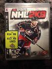 NHL 2K9 (Sony PlayStation 3, 2008)