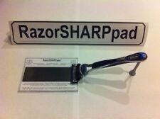 RazorSHARPpad Sharpens Blunt Razor Blade  Cartridges x3  Compatible With Venus